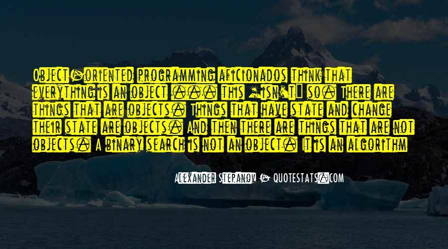 Stepanov Quotes #667233