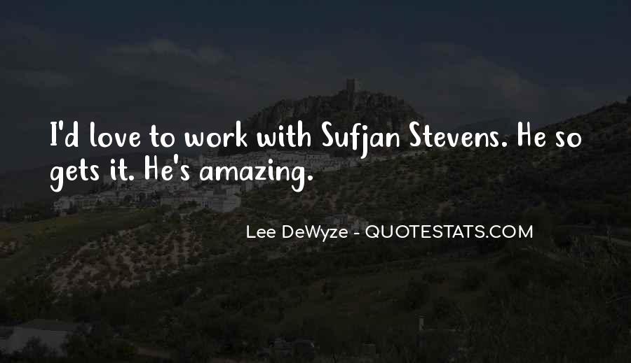 Stevens's Quotes #123486