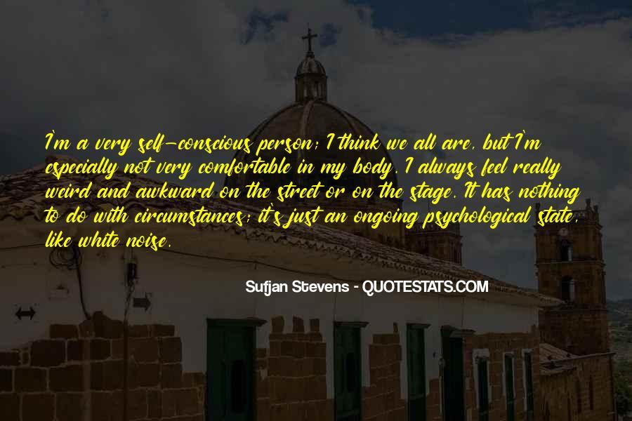 Stevens's Quotes #152363