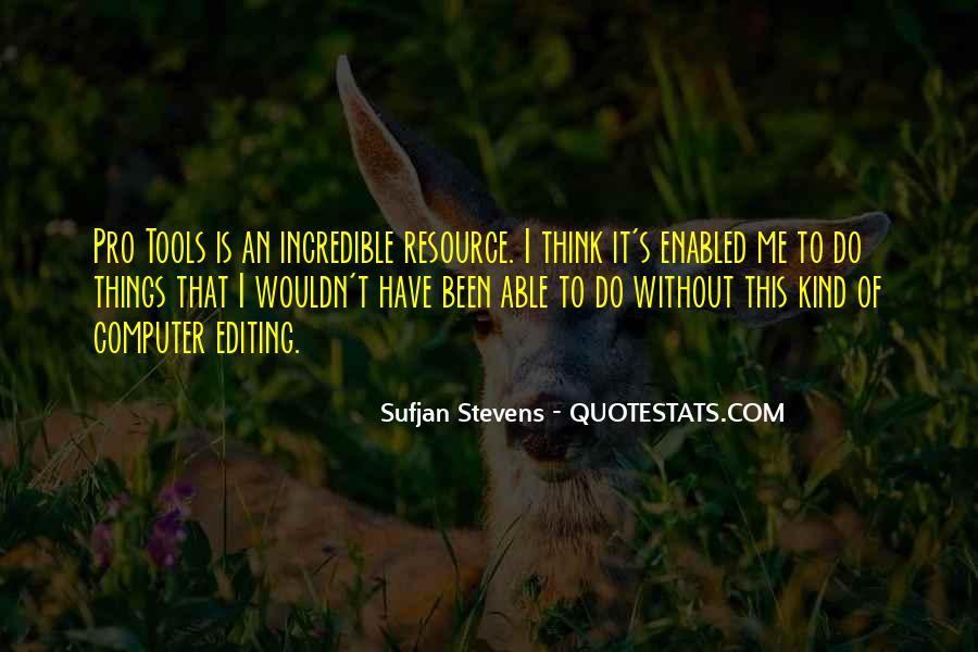 Stevens's Quotes #161873