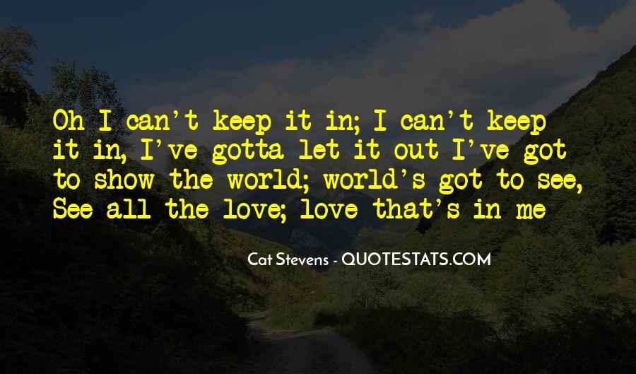 Stevens's Quotes #165197