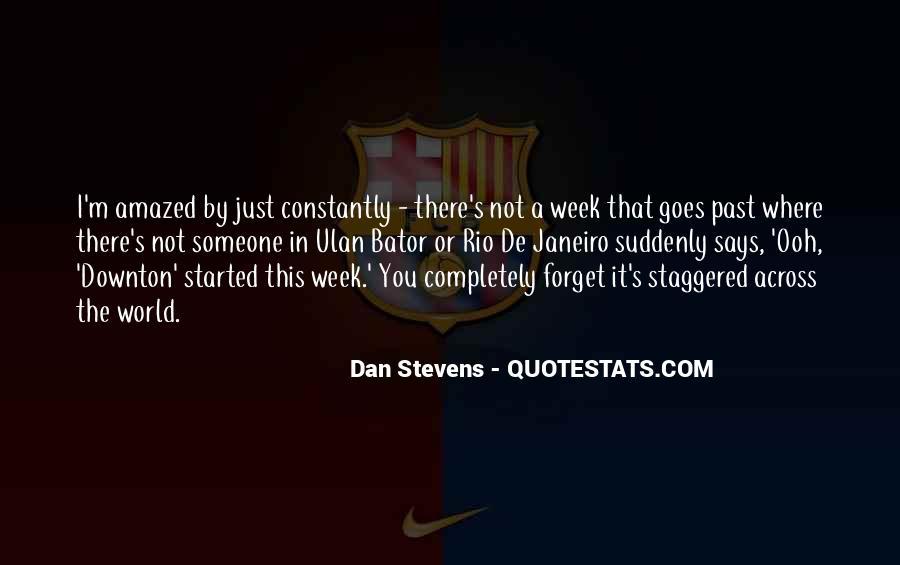 Stevens's Quotes #285804