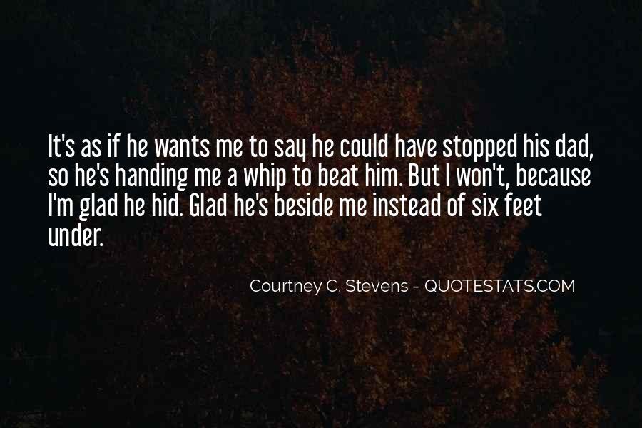 Stevens's Quotes #296594
