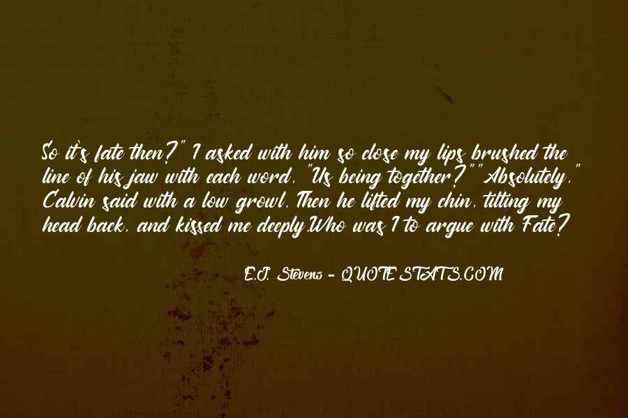 Stevens's Quotes #321030