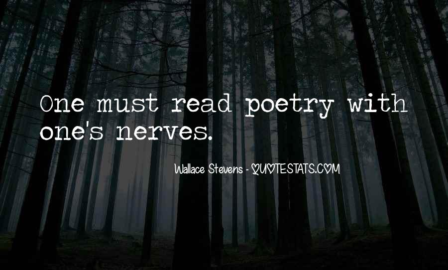 Stevens's Quotes #342770