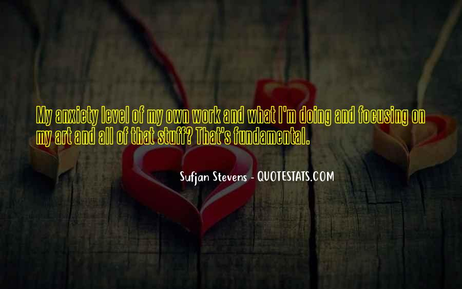 Stevens's Quotes #5037