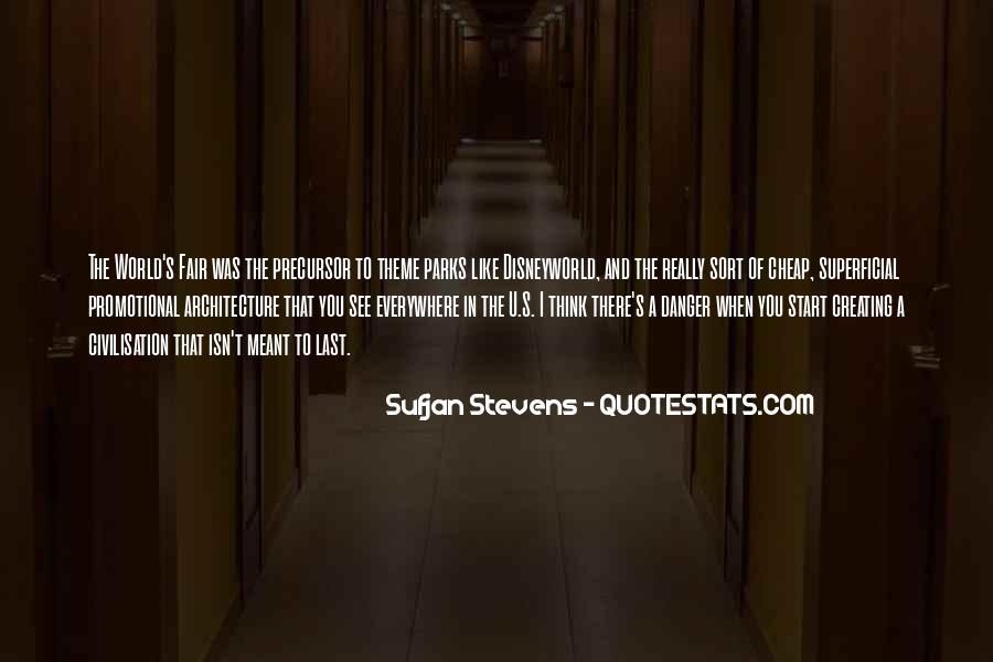 Stevens's Quotes #533574