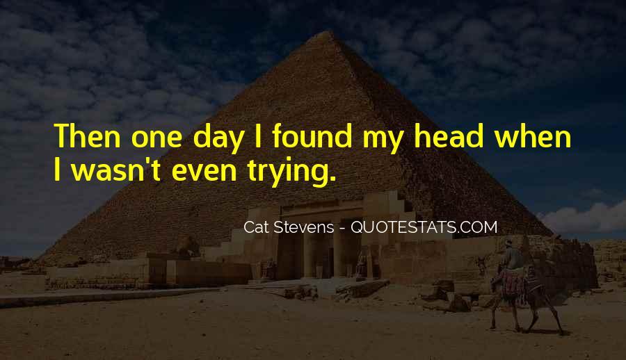 Stevens's Quotes #580667
