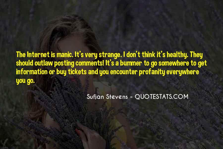 Stevens's Quotes #633133