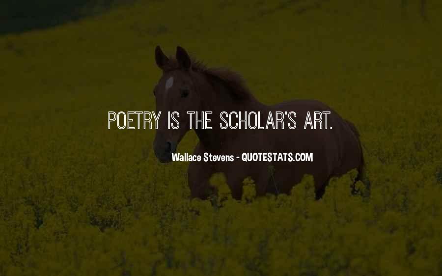 Stevens's Quotes #758230