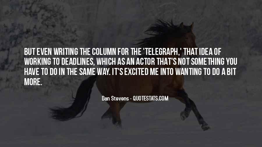 Stevens's Quotes #775338