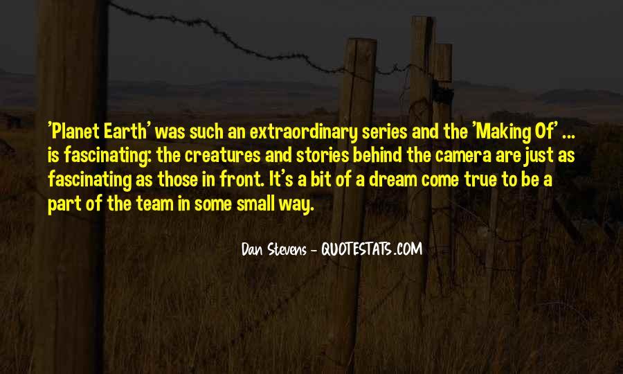 Stevens's Quotes #823