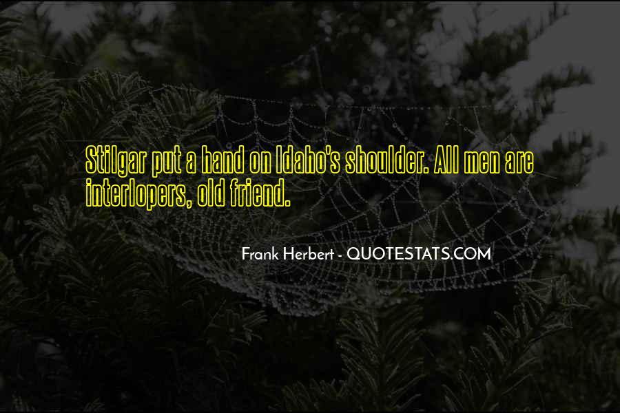 Stilgar Quotes #1288761