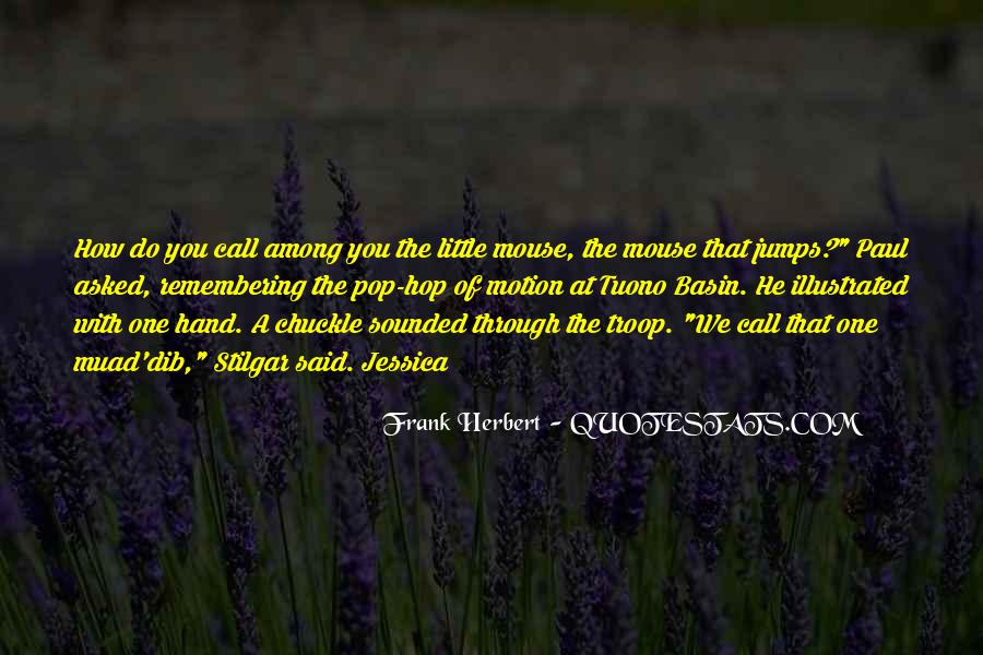 Stilgar Quotes #1673517