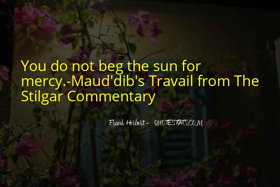 Stilgar Quotes #723713