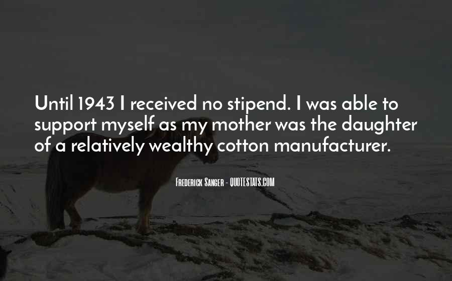 Stipend Quotes #1232230