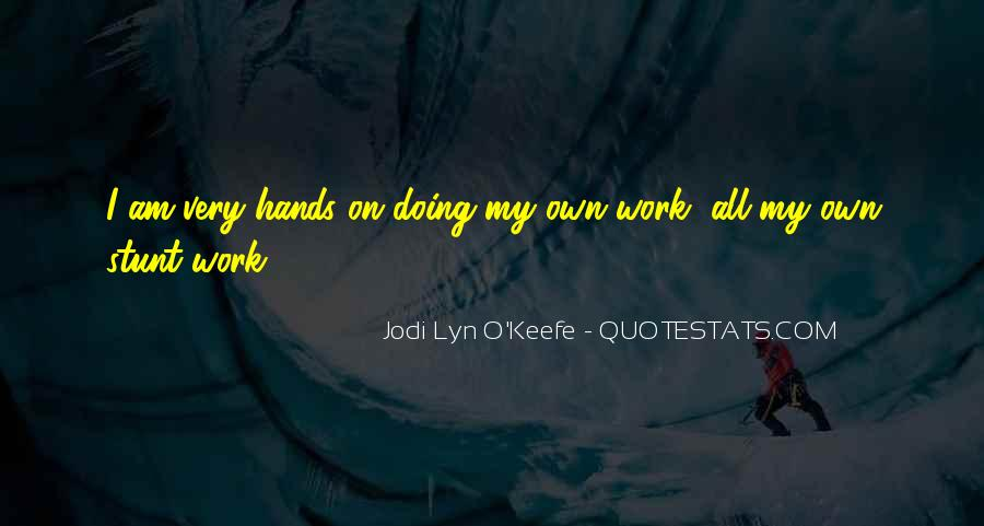 Stolarsky Quotes #949460
