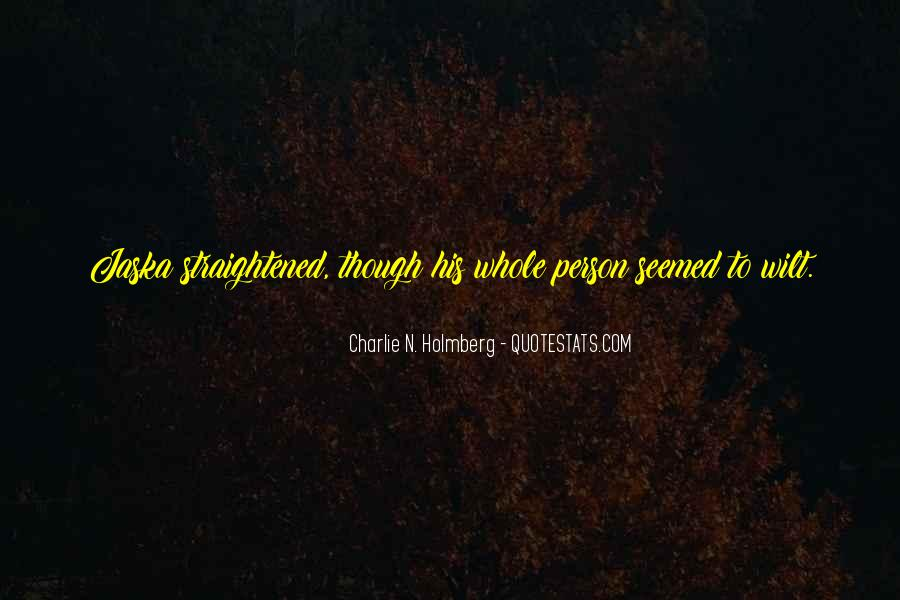 Straightened Quotes #1014651