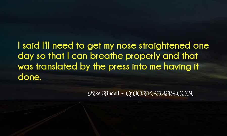Straightened Quotes #1156957