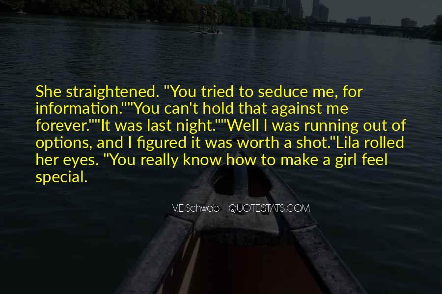Straightened Quotes #1267083