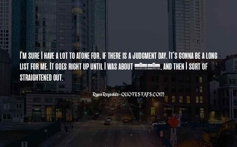 Straightened Quotes #1647420