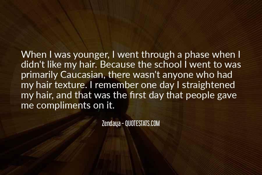 Straightened Quotes #1760414