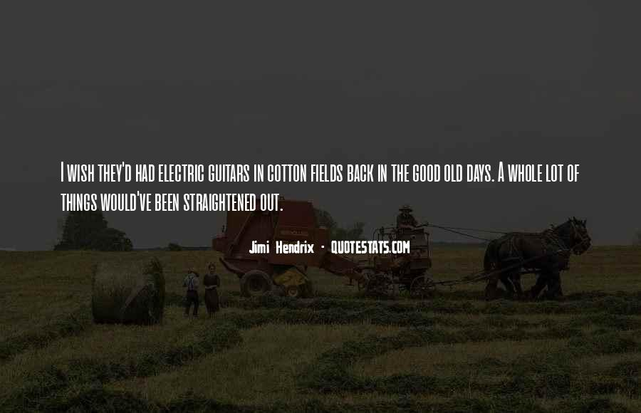 Straightened Quotes #1772180