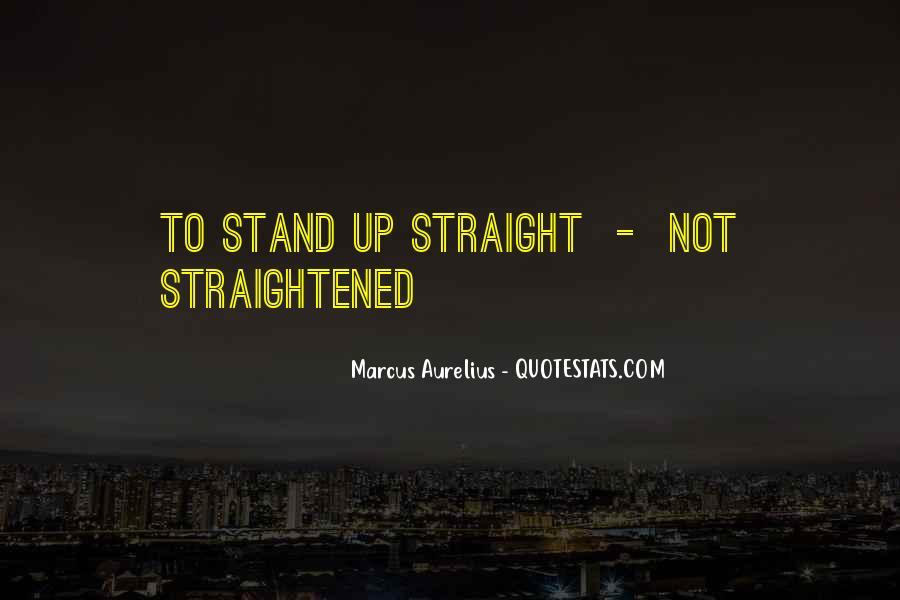 Straightened Quotes #1807561