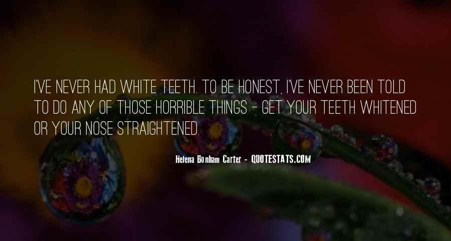 Straightened Quotes #1857038