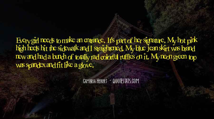 Straightened Quotes #571001