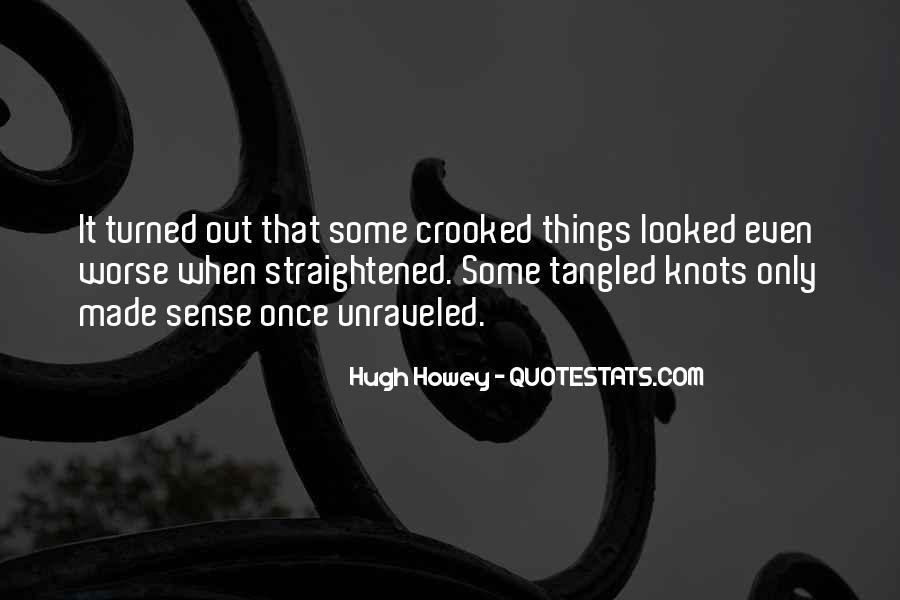 Straightened Quotes #615932