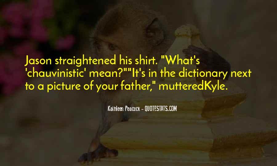 Straightened Quotes #83463