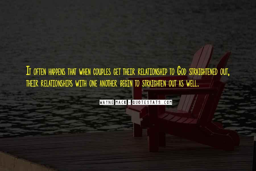 Straightened Quotes #870789