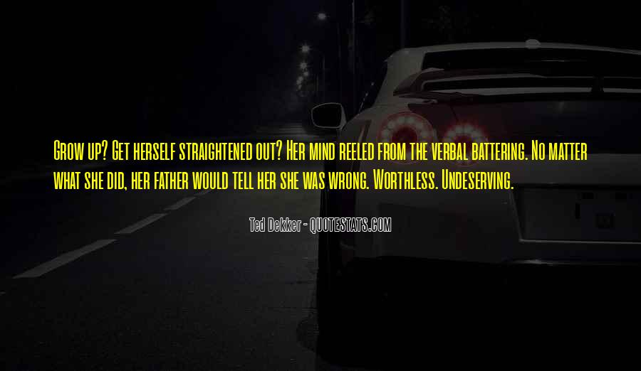 Straightened Quotes #948199