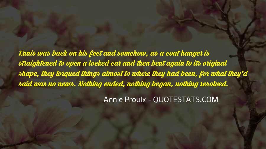 Straightened Quotes #997729