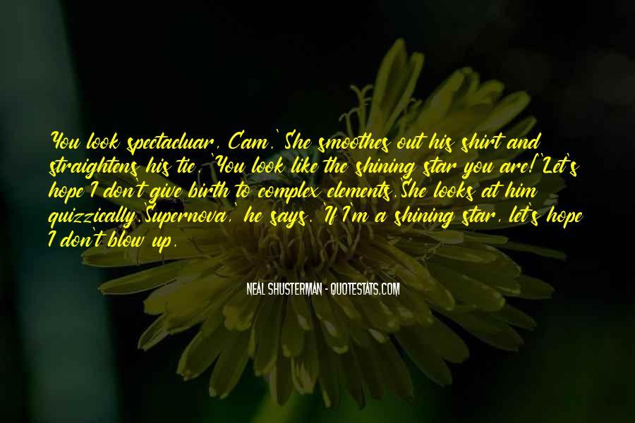Straightens Quotes #107711