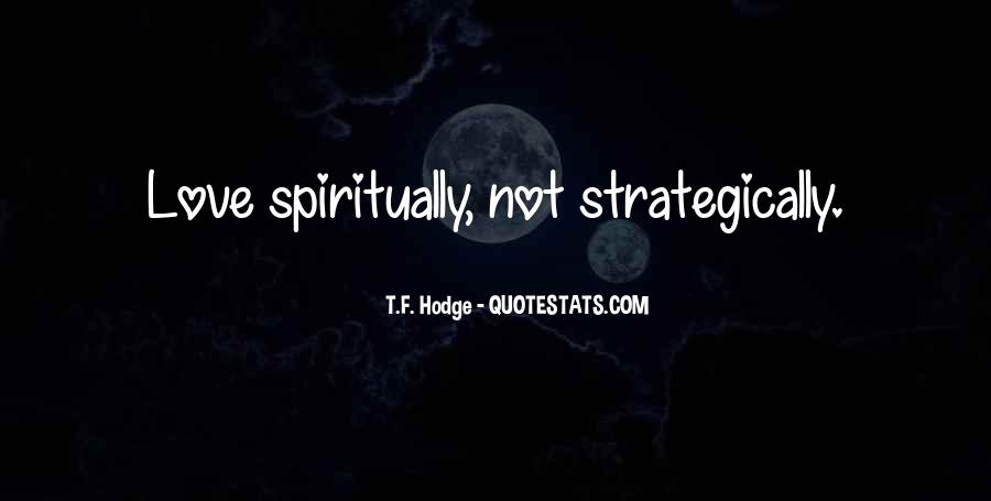 Strategically Quotes #531668