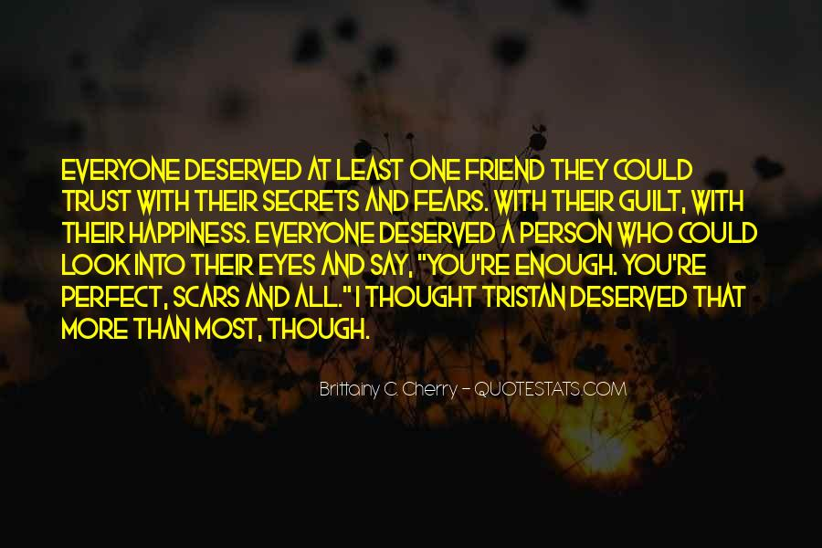 Quotes About Eyes And Secrets #135428