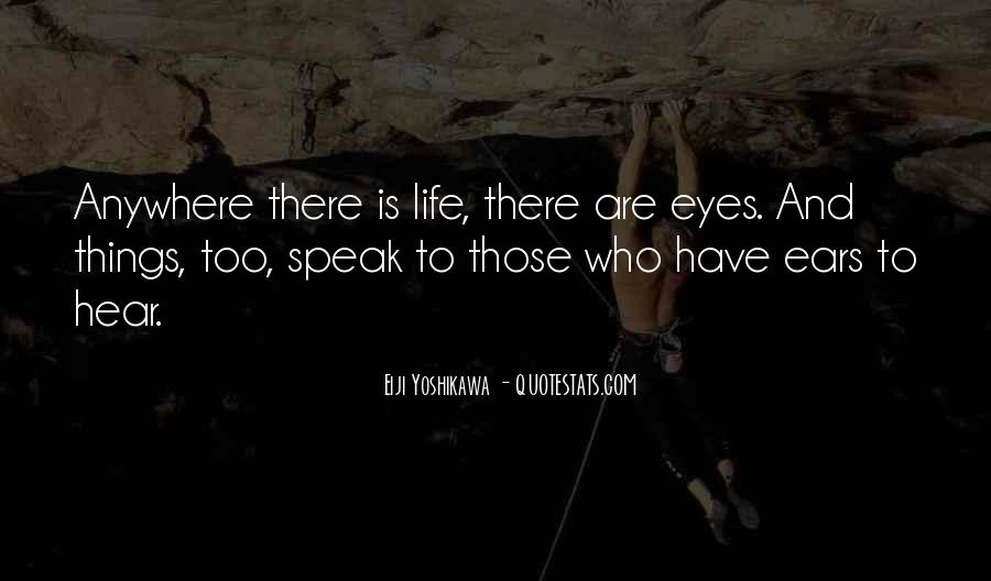 Quotes About Eyes And Secrets #282185