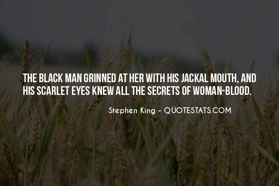 Quotes About Eyes And Secrets #296545