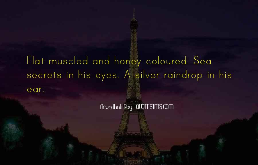 Quotes About Eyes And Secrets #662292