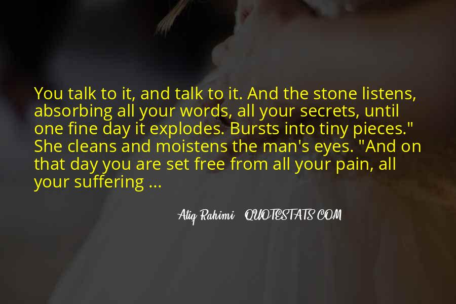 Quotes About Eyes And Secrets #967898