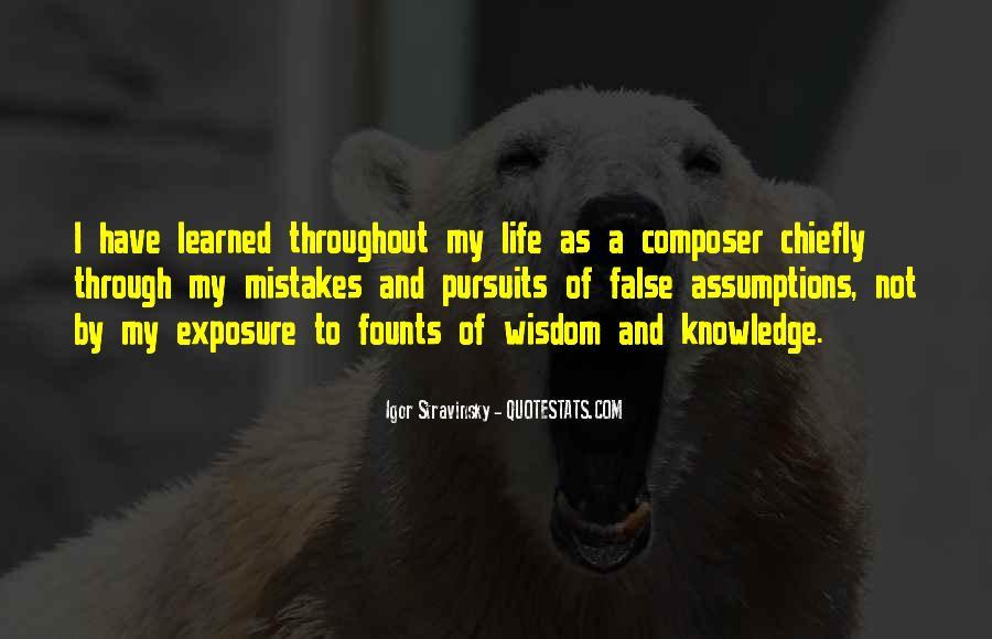 Stravinsky's Quotes #1056950