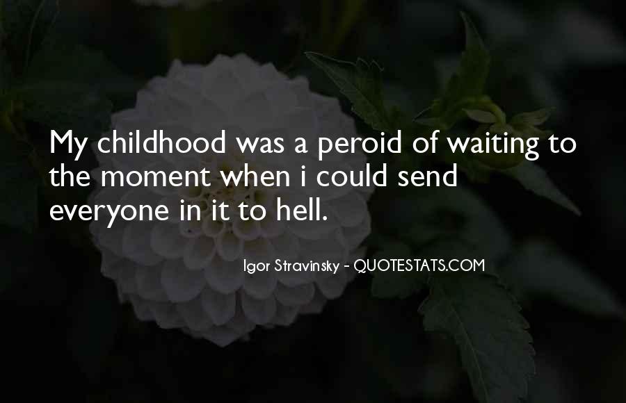 Stravinsky's Quotes #1106613