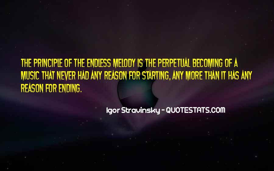Stravinsky's Quotes #1207912