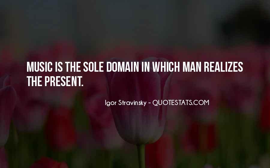 Stravinsky's Quotes #1268363