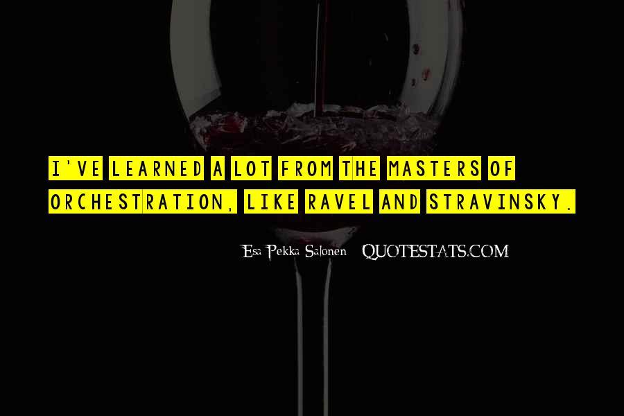 Stravinsky's Quotes #1291792