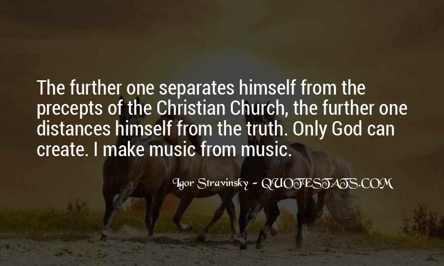 Stravinsky's Quotes #1311137