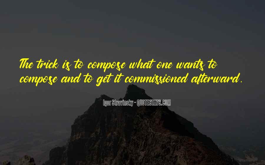 Stravinsky's Quotes #1462756