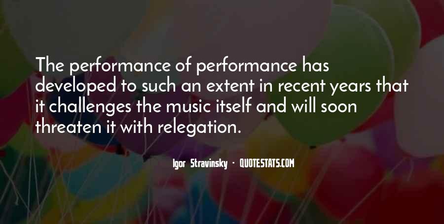 Stravinsky's Quotes #1483373